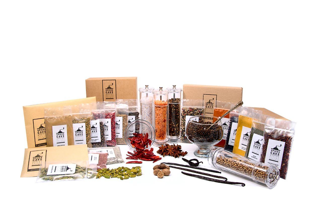 Bodegón Spices Cave
