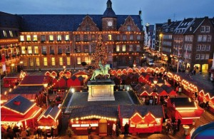 Mercado Navideño de Dusseldorf