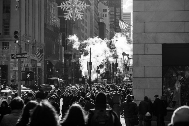 Black Friday at 5th Avenue Photo by Frank Tasche @ Flickr