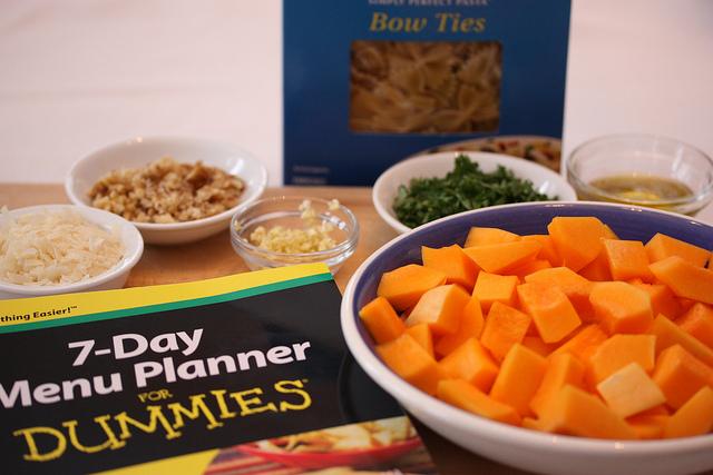 Planificador de Menús para Dummies