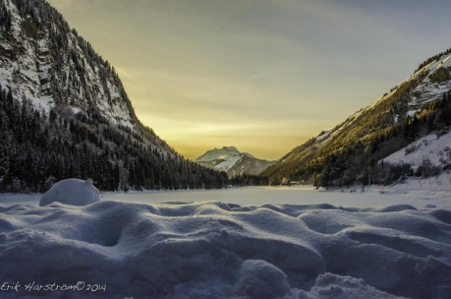 Monitriond Lake - Haute-Savoie