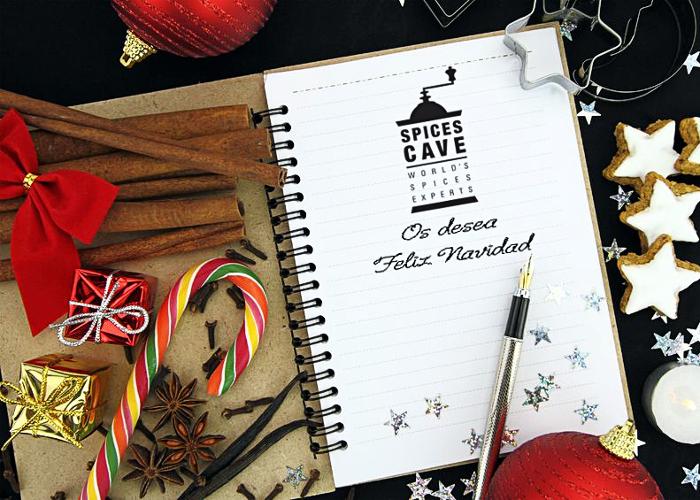 Feliz Navidad Spices Cave
