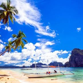 Playa del Nido - Filipinas
