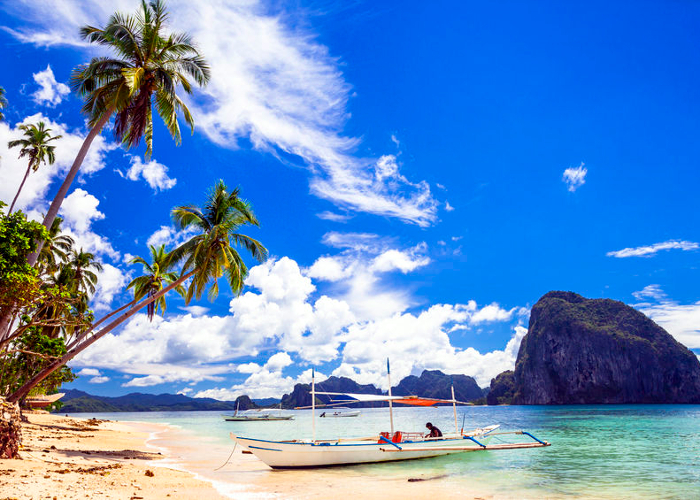 Playa del Nido - Filipinas