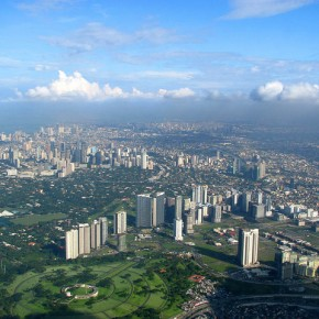 Manila moderna