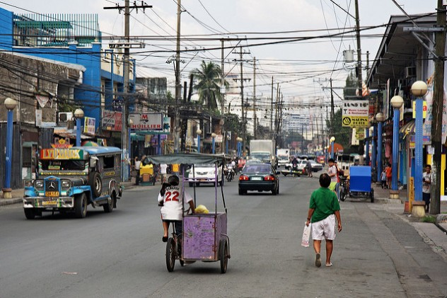 Calles de Manila -  Photo by  Stefan Munder @ Flickr