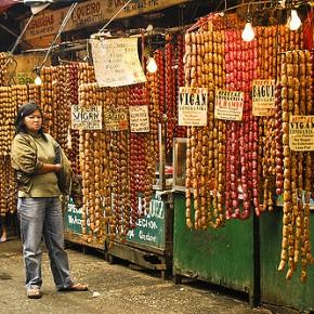 Chorizos - Photo by Myleen Hollero @ Flickr