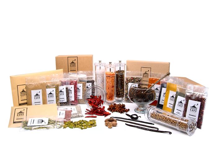 Especias de Spices Cave