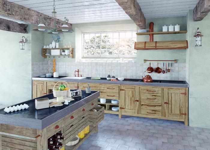 Poner una Cocina Nueva: buscando la cocina ideal - Comprar Especias