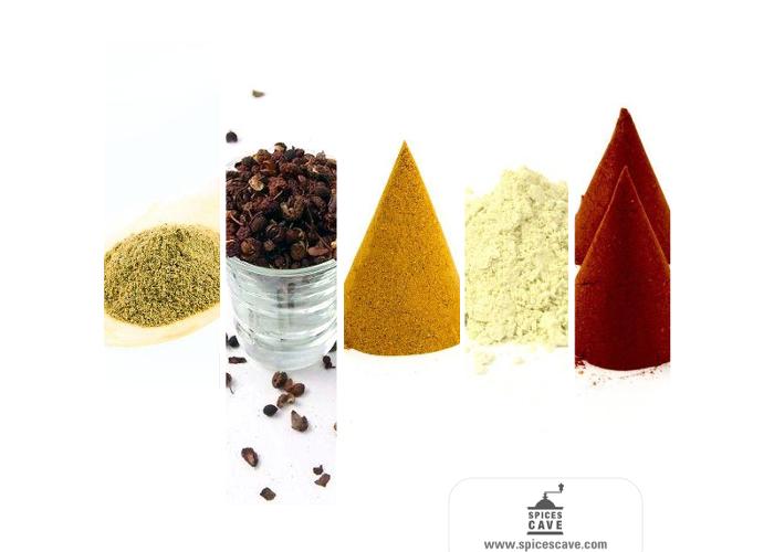 mezclas de asia