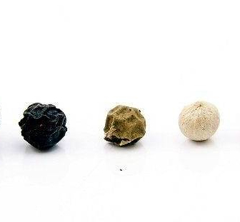 Pipper Nigrum - Pimienta blanca, negra y verde
