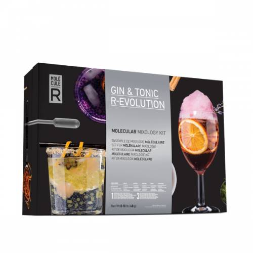 Kit Gin Tonic Molecular